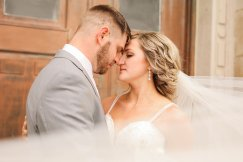 Morgan & Caleb  Wedding Preview 