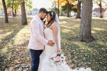 Lluvia & Blaine  Wedding Preview 