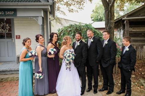 Dean & Stephanie | Wedding Preview